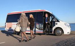 luxury Tours Denmark by coach