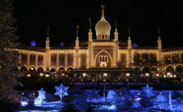 Tivoli Christmas decoration
